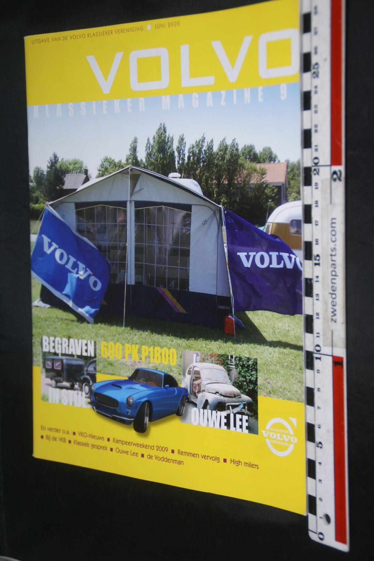 DSC09204 2009 juni tijdschrift VKM Volvoclub