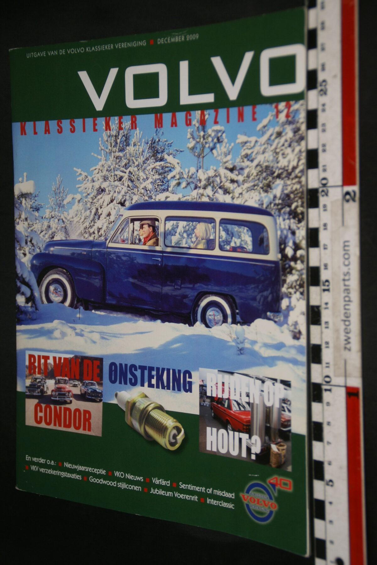 DSC09212 2009 december tijdschrift VKM Volvoclub