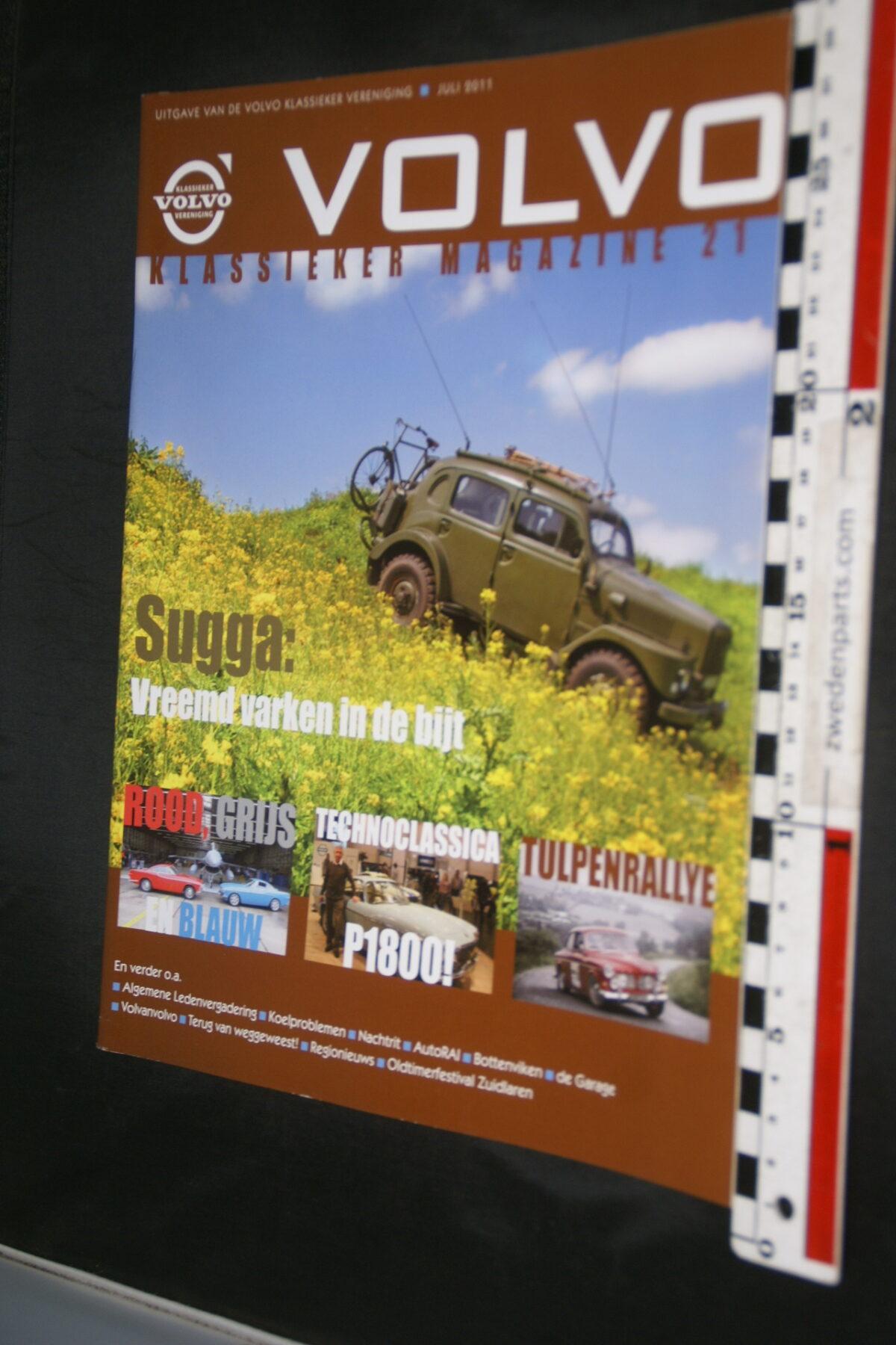 DSC09216 2011 juli tijdschrift VKM Volvoclub