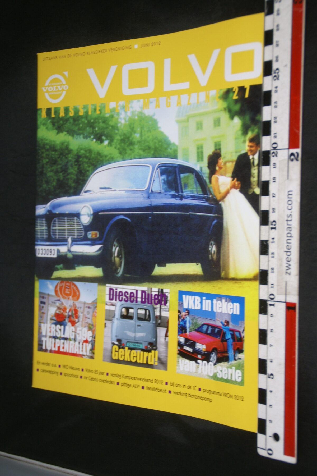 DSC09228 2012 juni tijdschrift VKM Volvoclub