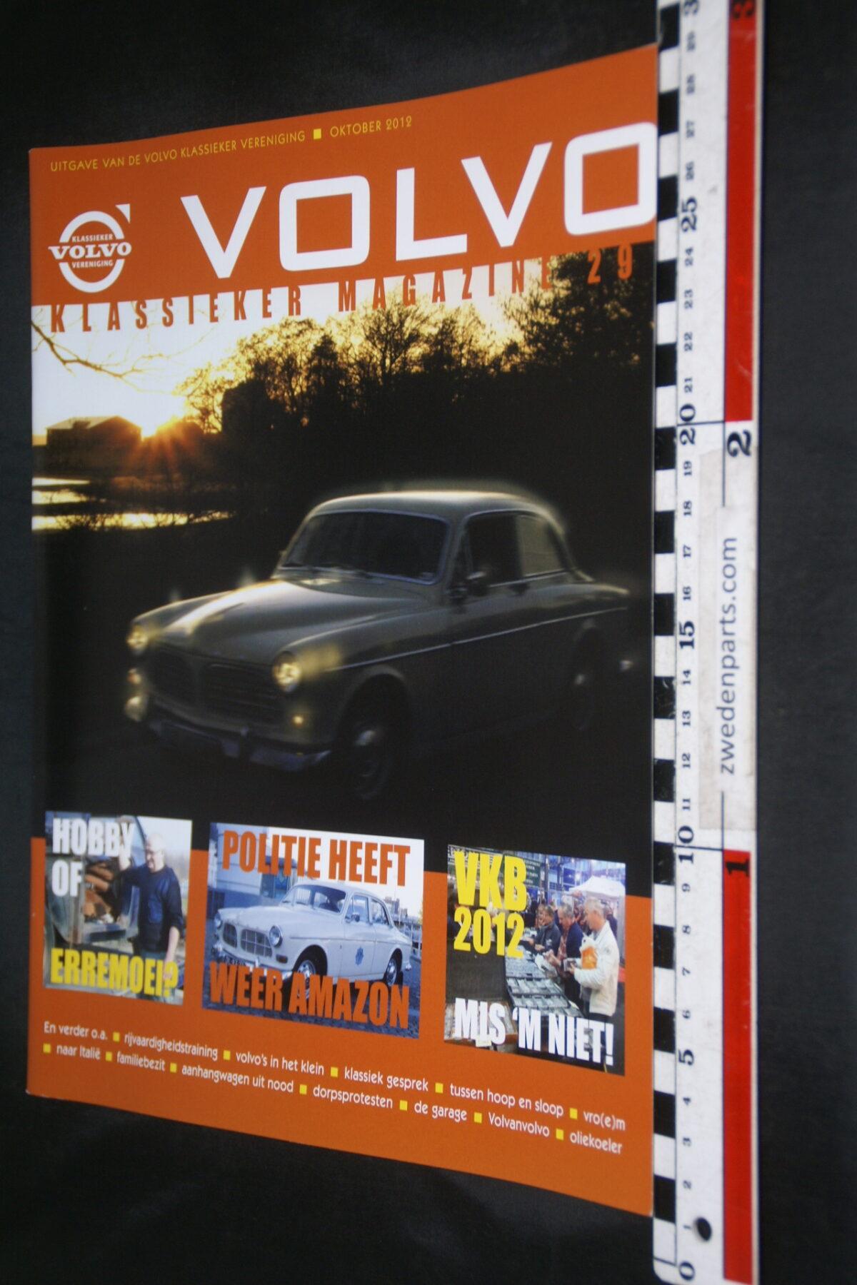 DSC09232 2012 oktobrer tijdschrift VKM Volvoclub