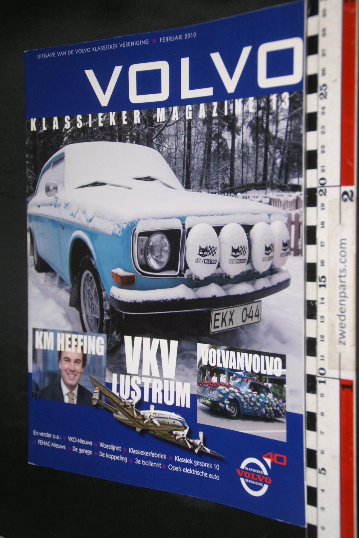 DSC09250 2010 februari tijdschrift VKM Volvoclub