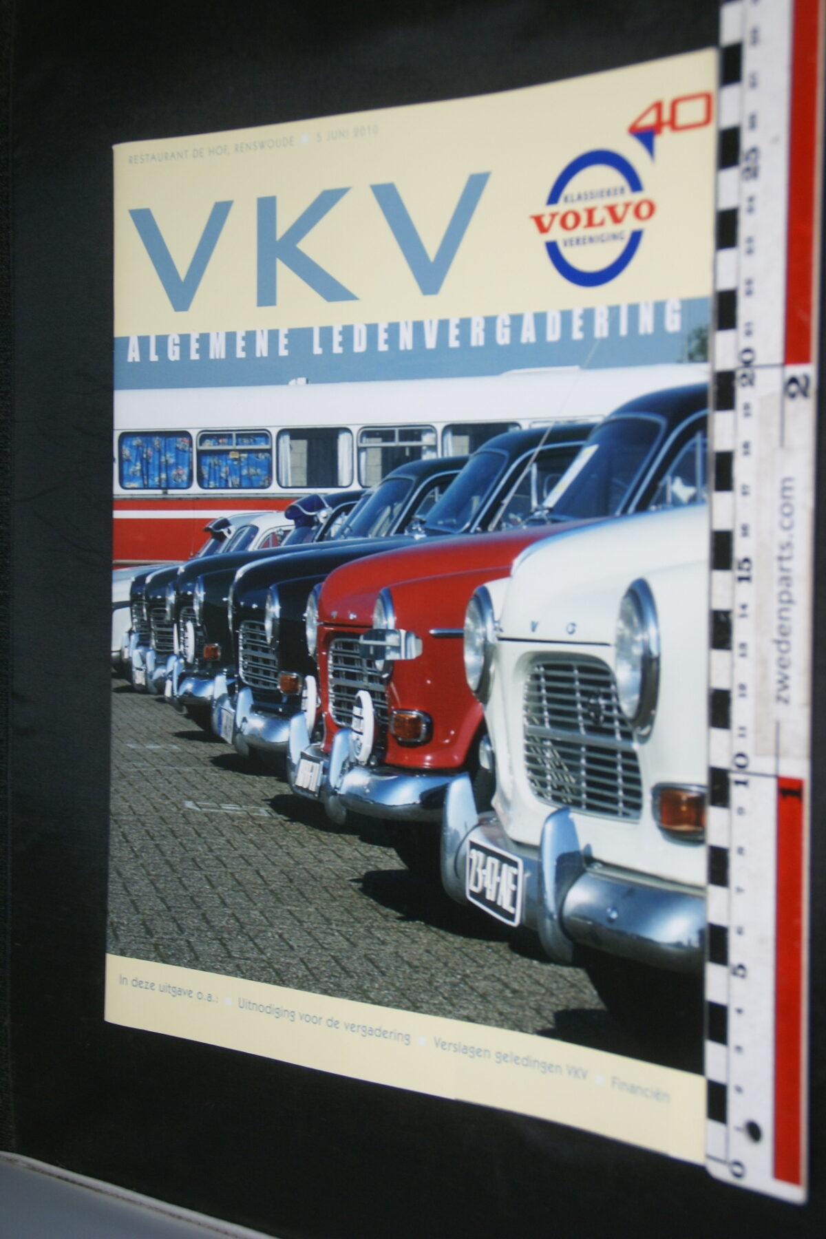 DSC09252 2010 juni tijdschrift VKM Volvoclub