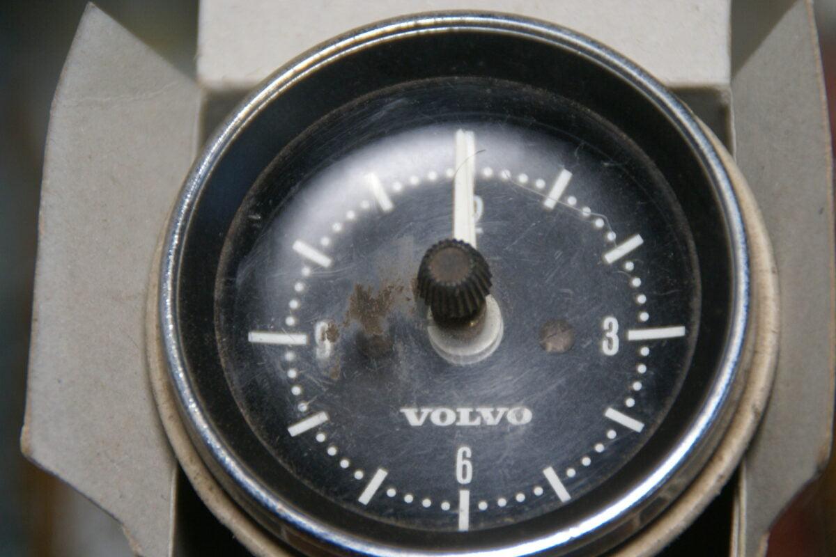 DSC08331 originele Volvo klok 52 mm-2704ea89