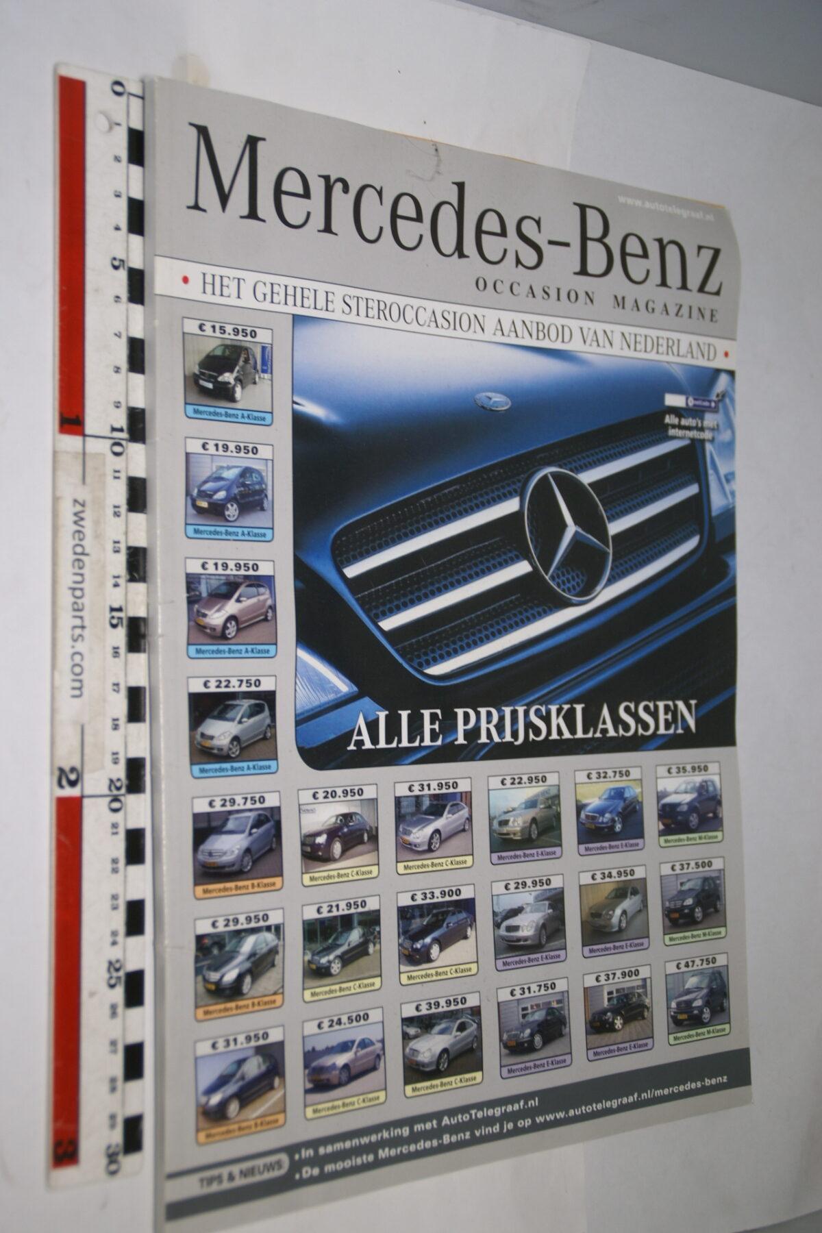 DSC08392 origineel tijdschrift Mercedes occassions-544e2799