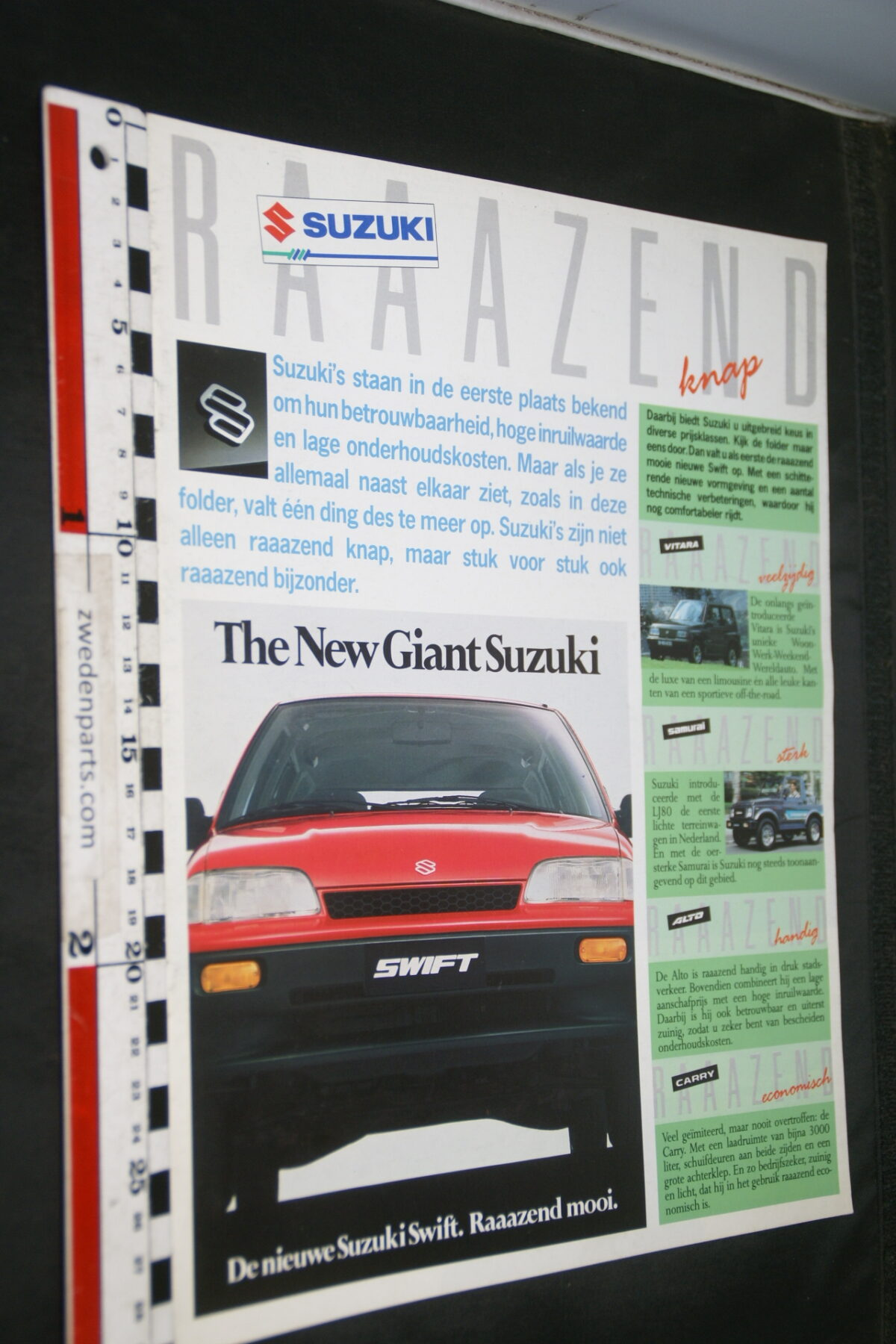 DSC08416 originele brochure Suzuki Swift-4cd88b39