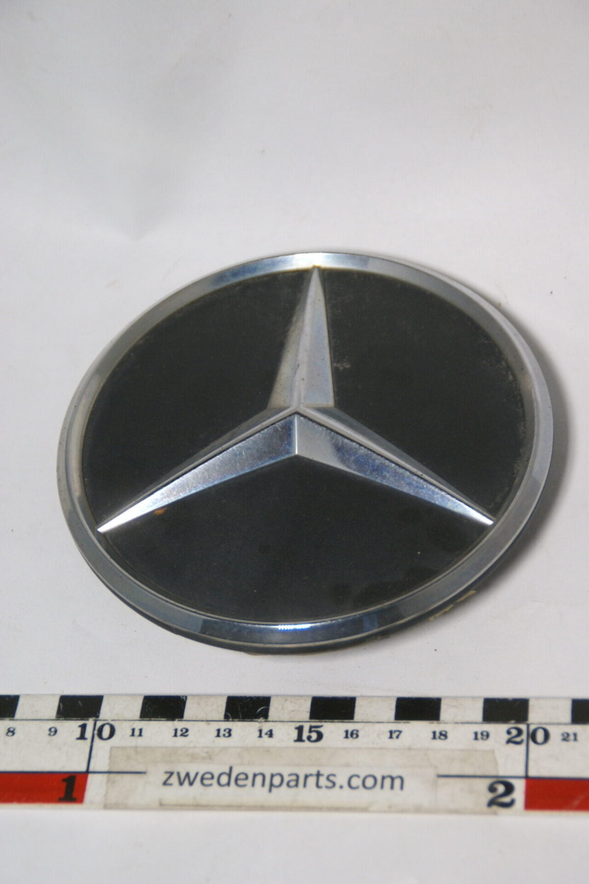 DSC09761 Embleem Mercedes Sprinter, achterdeur-e913fec1