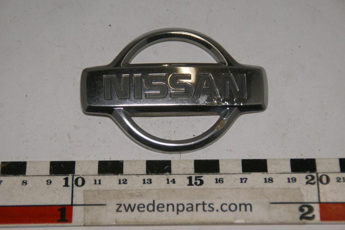 DSC00076 origineel embleem Nissan-a393f516