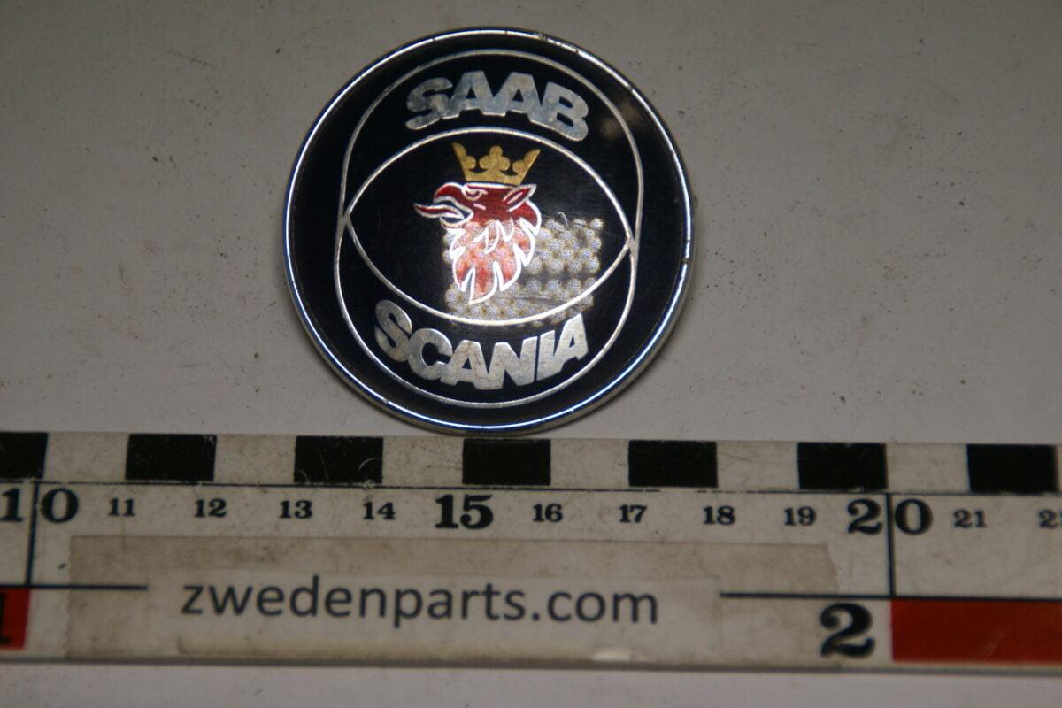 DSC00087 origineel embleem Saab Scania nr 6911865-766a795f