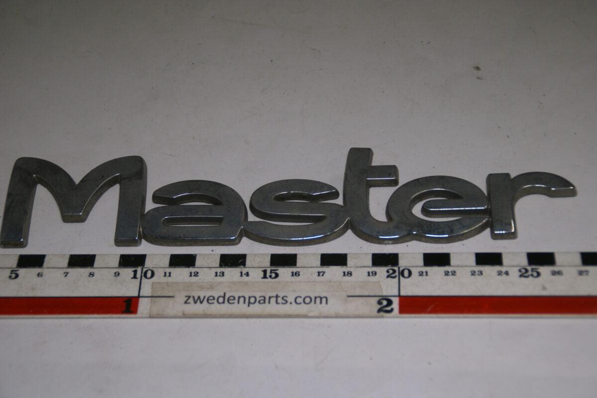 DSC00095 origineel embleem Renault Master nr 2888-2bf3535a