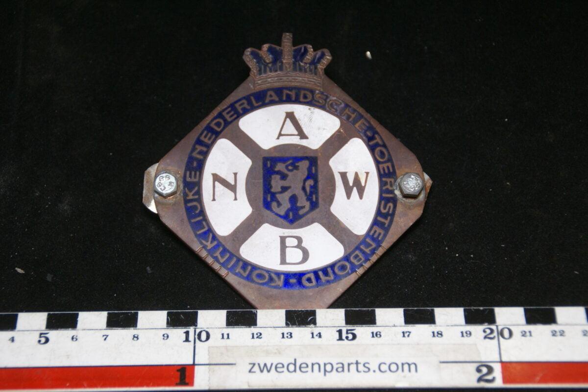 DSC00241 origineel vintage badge ANWB geemaillerd-cdb57ae5