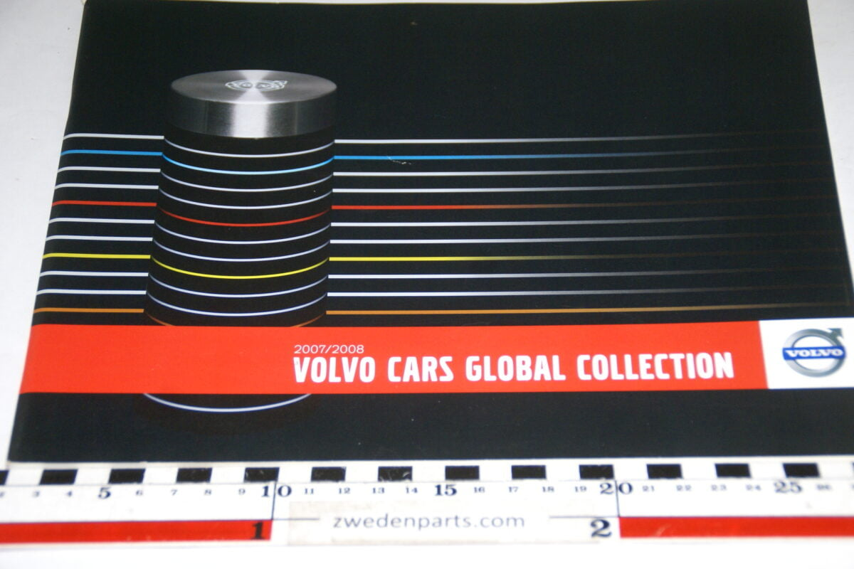 DSC00299 2007 2008 originele Volvo brochure merchandise Global collection nr E1067 English-ac3b5c8b
