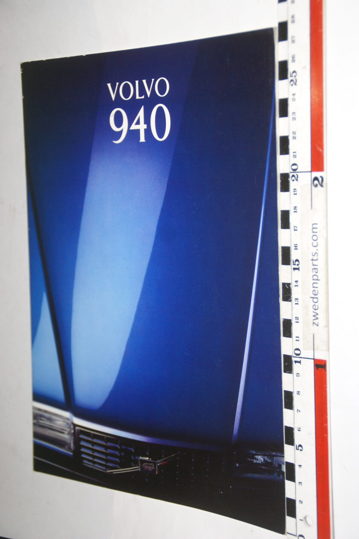 DSC00311 1993 originele Volvo brochure 940  nr. MS-PV 5645-b859269f