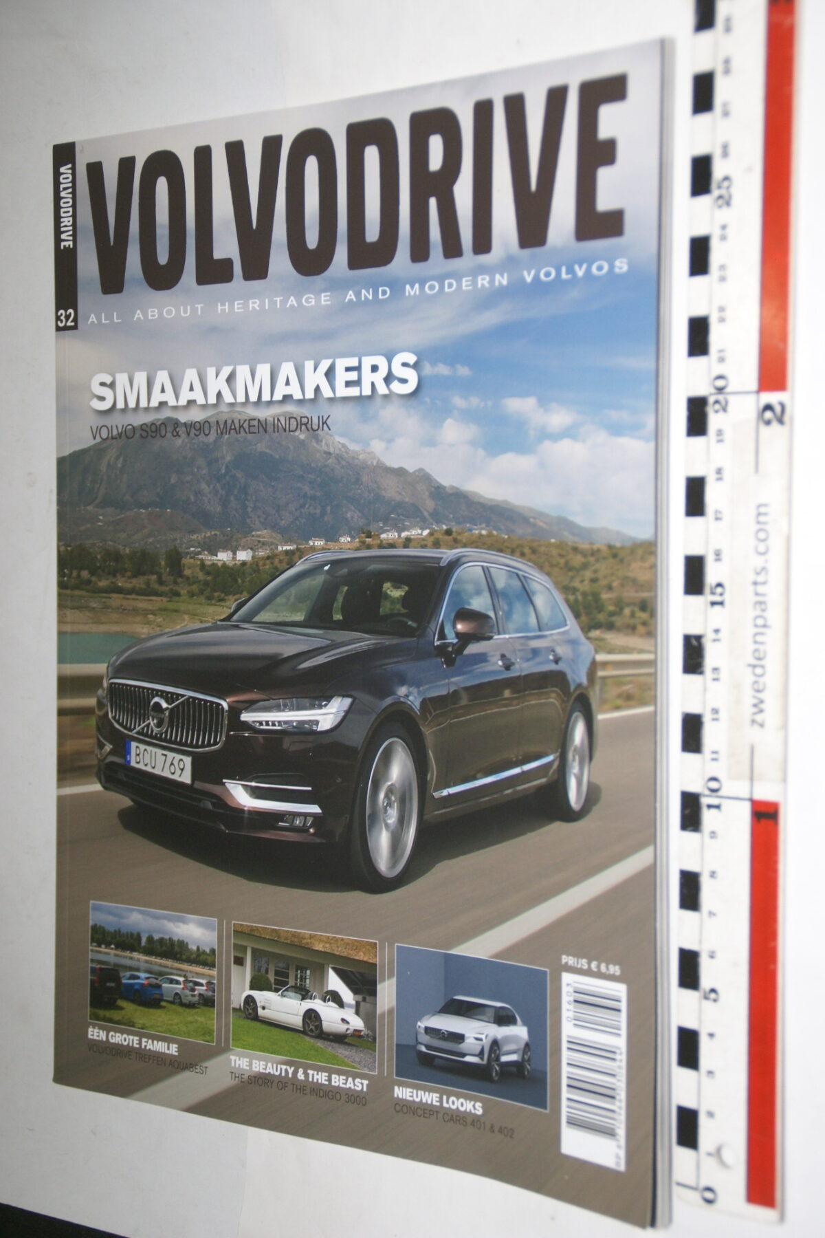 DSC00317 tijdschrift Volvodrive nr 32 met S90 en V90 en XC90-ba34b73f