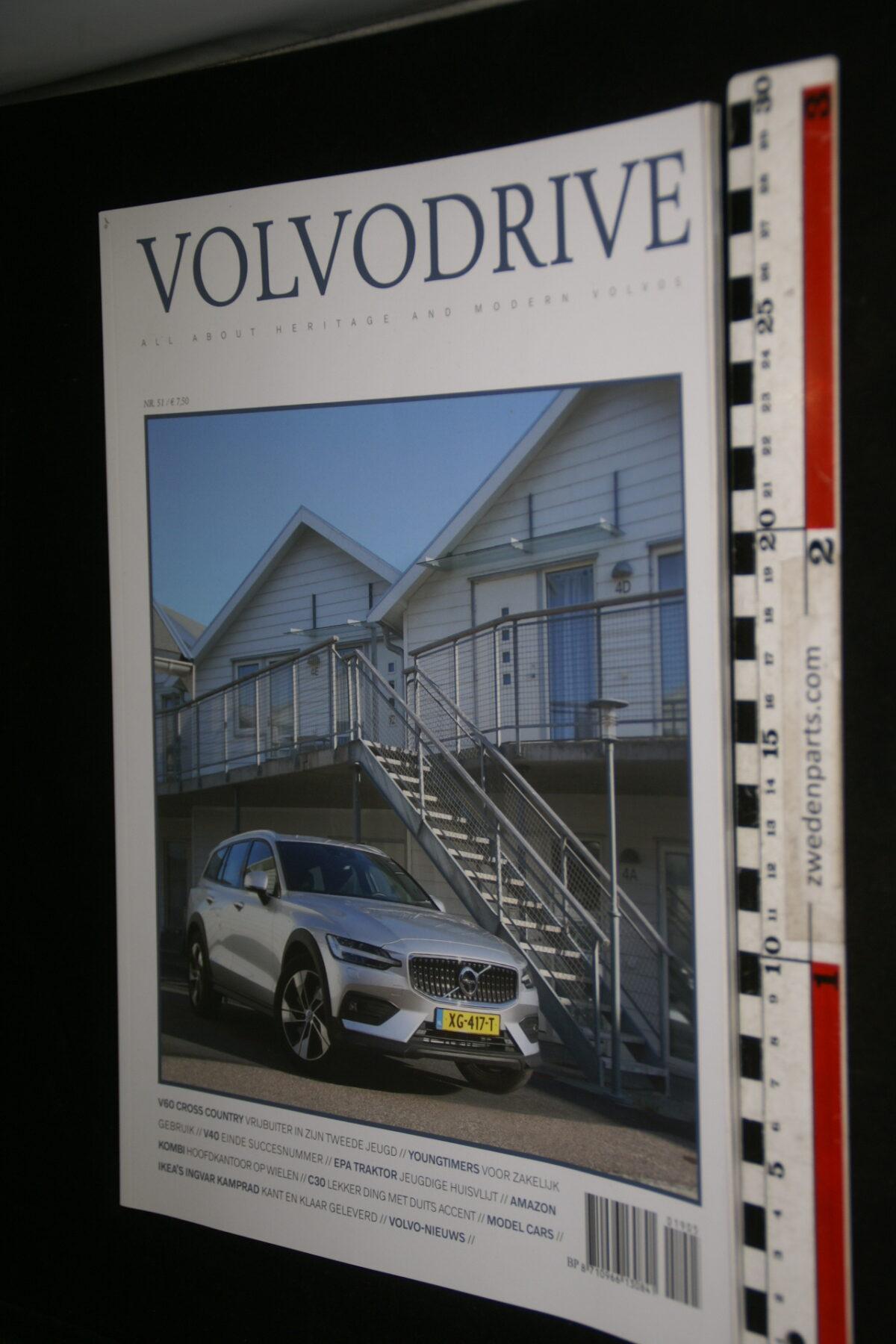 DSC00323 tijdschrift Volvodrive nr 51 met Amazon combi-46168b48