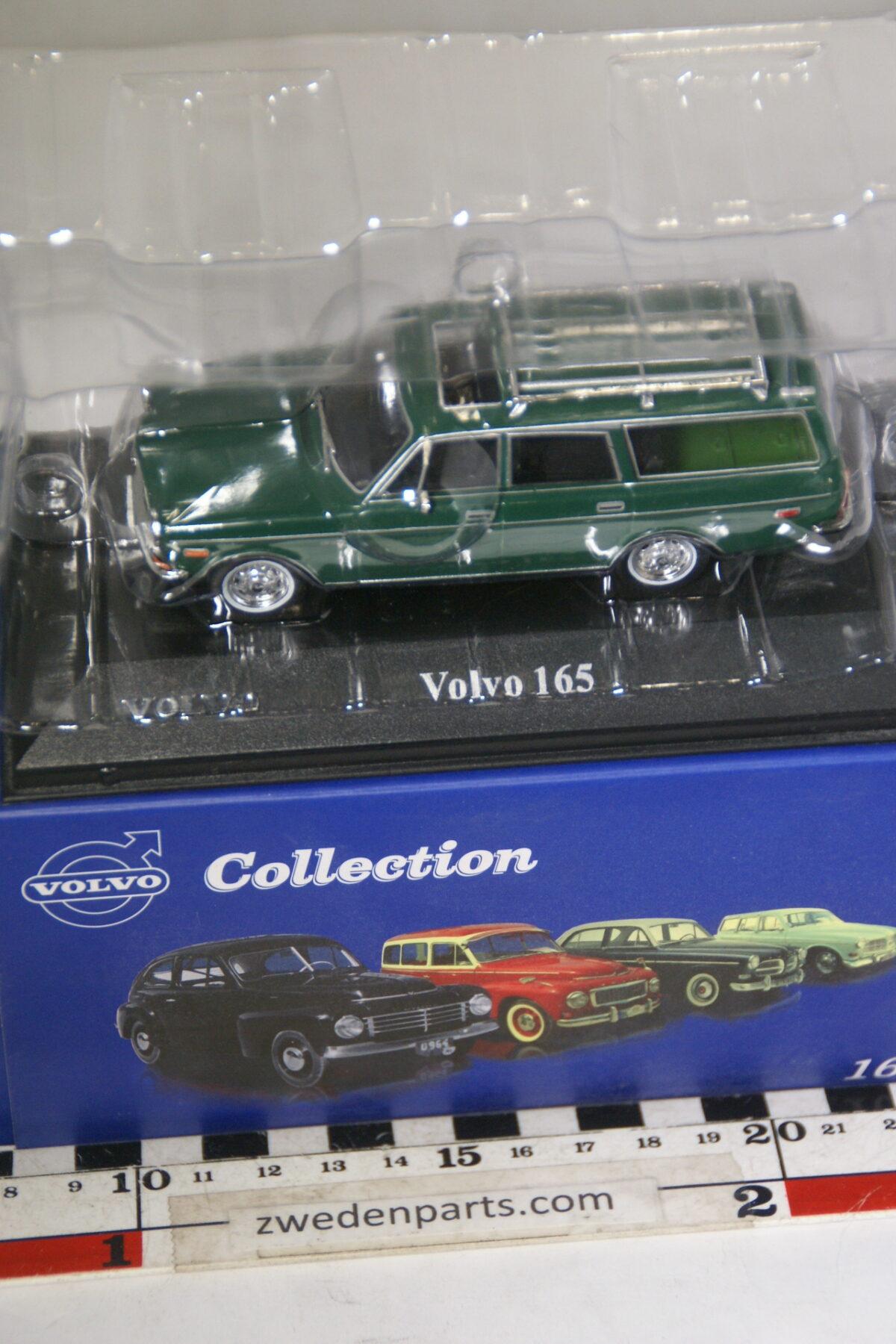 DSC00513 miniatuur Volvo 165 combi groen 1op43 Atlas 75 nieuw in originele verpakking-317f5dcf