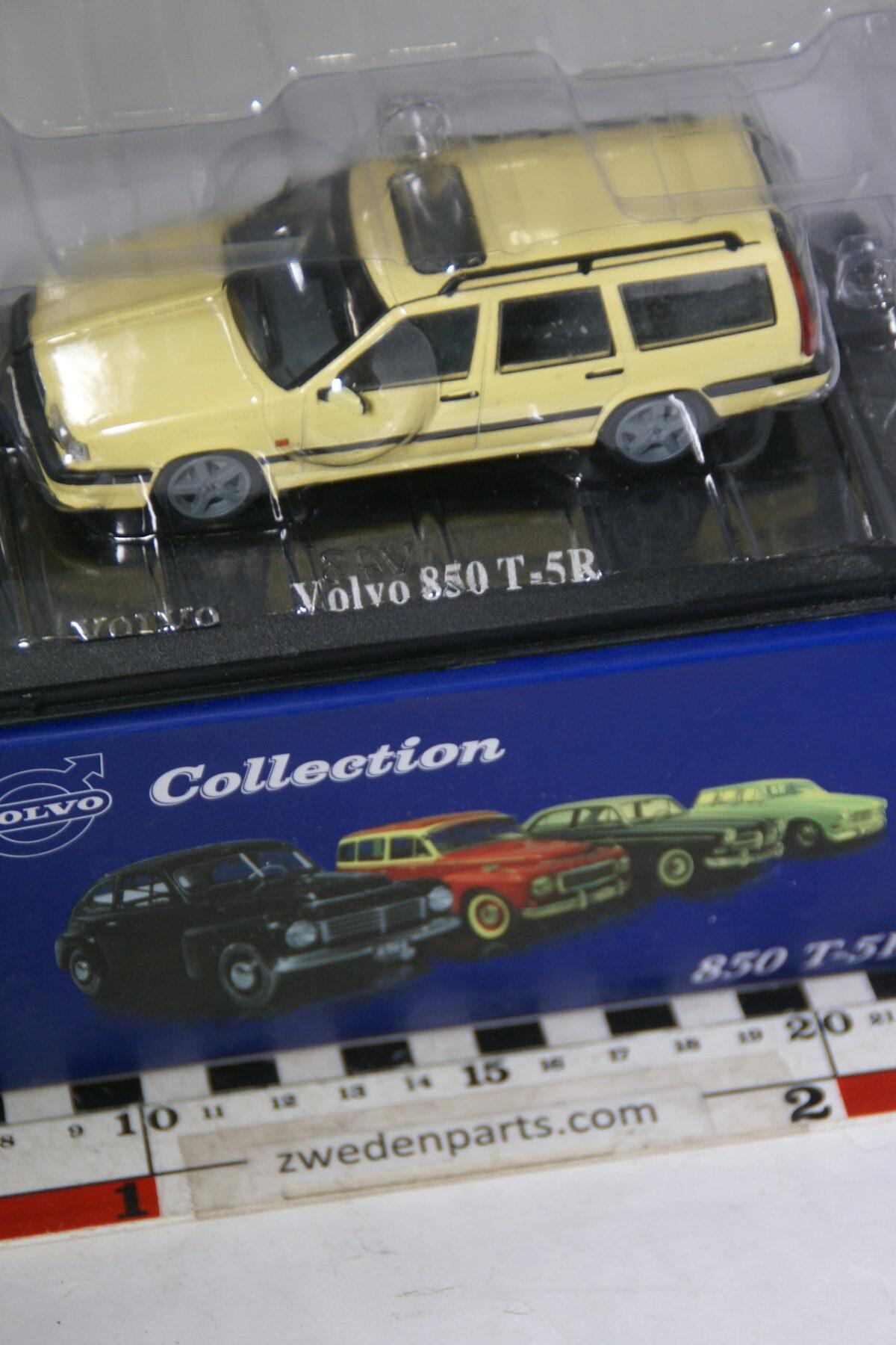 DSC00525 miniatuur Volvo 850 855T-5R geel 1op43 Atlas 43 nieuw in originele verpakking-779f07aa