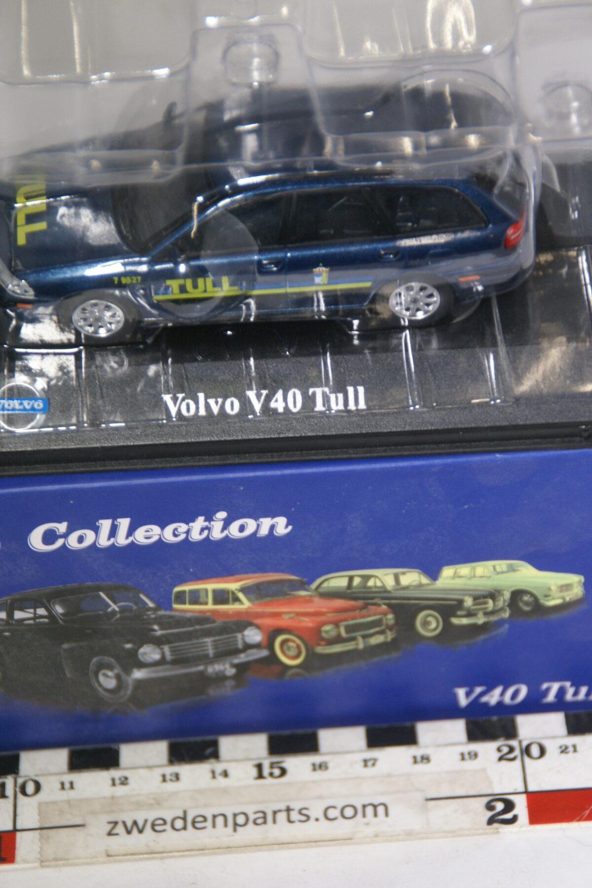 DSC00537 miniatuur Volvo V40 Tull blauw 1op43 Atlas 79 nieuw in originele verpakking-1f7262b6