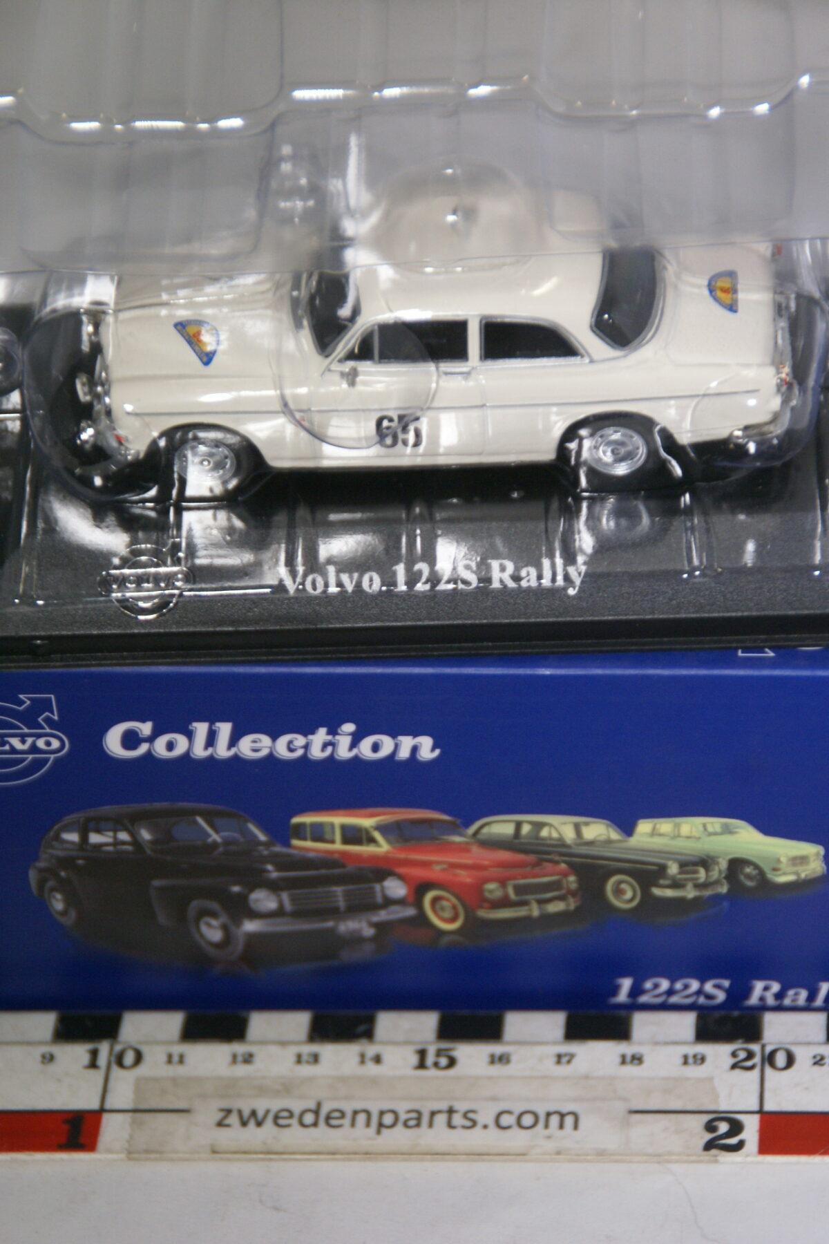 DSC00545 miniatuur Volvo Amazon 122S rally wit 1op43 Atlas 72 nieuw in originele verpakking-cbbc6e10
