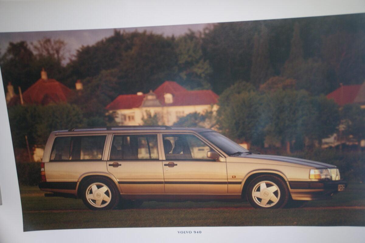 DSC07688 1995 originele poster Volvo 940 nr MS-PV 6882-95-5b88455b