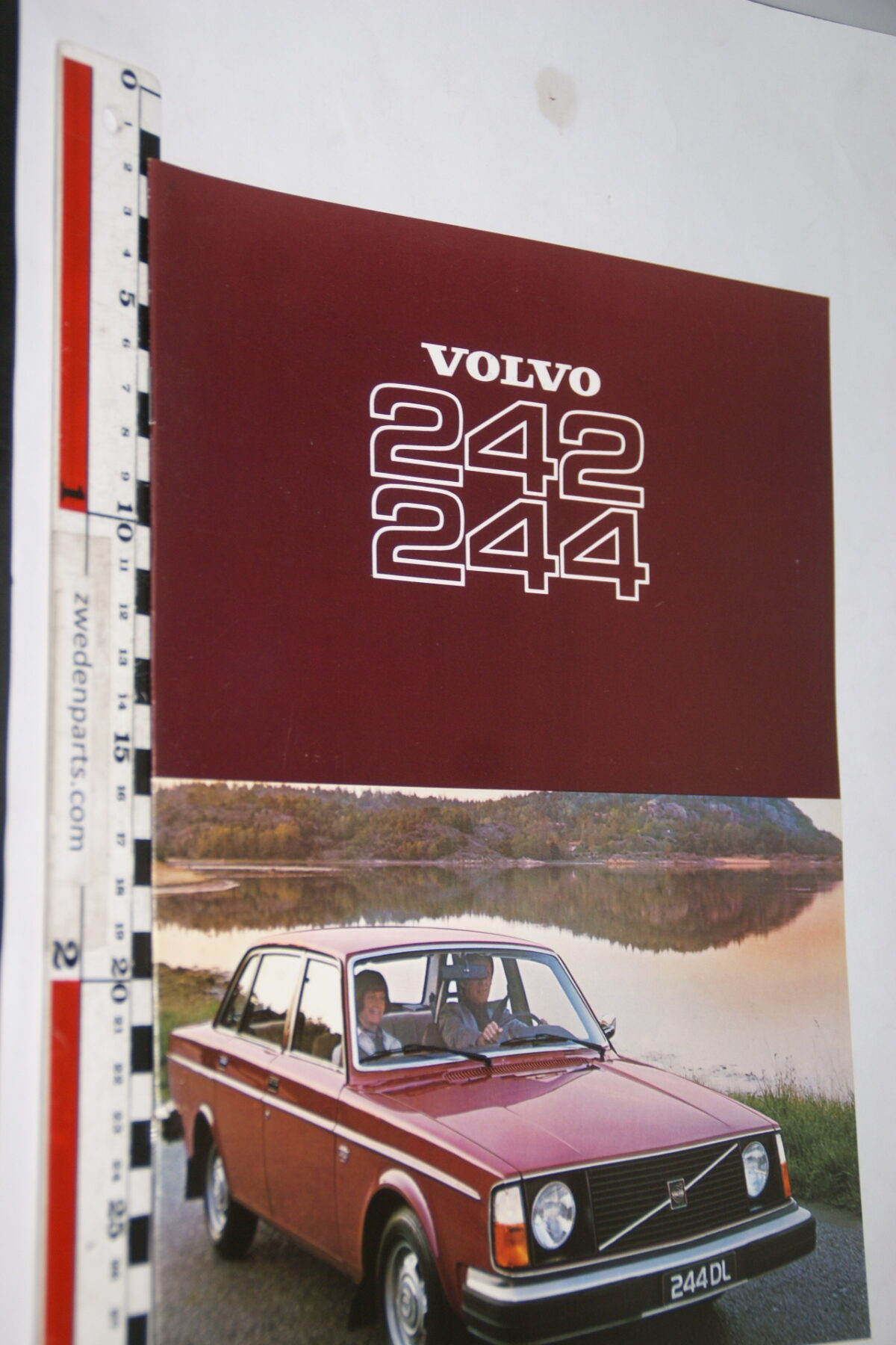 DSC08286 1977 Brochure Volvo 242 244 RSPPV 4031 Vlaams-10c0cd2b