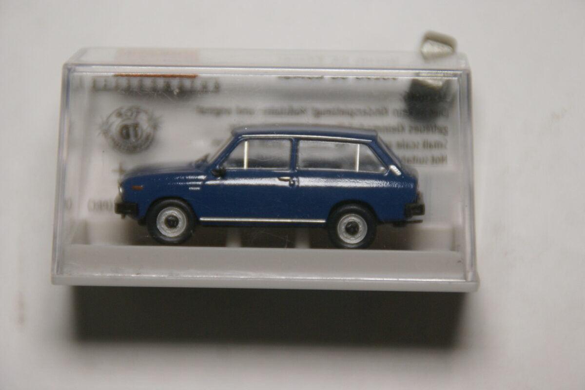 DSC09606 miniatuur Volvo 66 kombi blauw 1op87 Brekina nr 27629 MB-26378db9