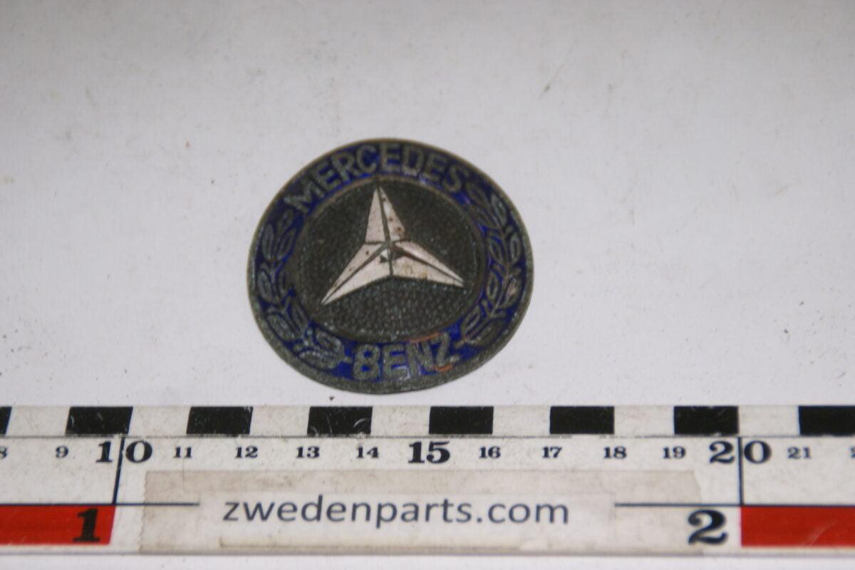 DSC00131 origineel embleem Mercedes Benz geemailleerd-1c50fe8a
