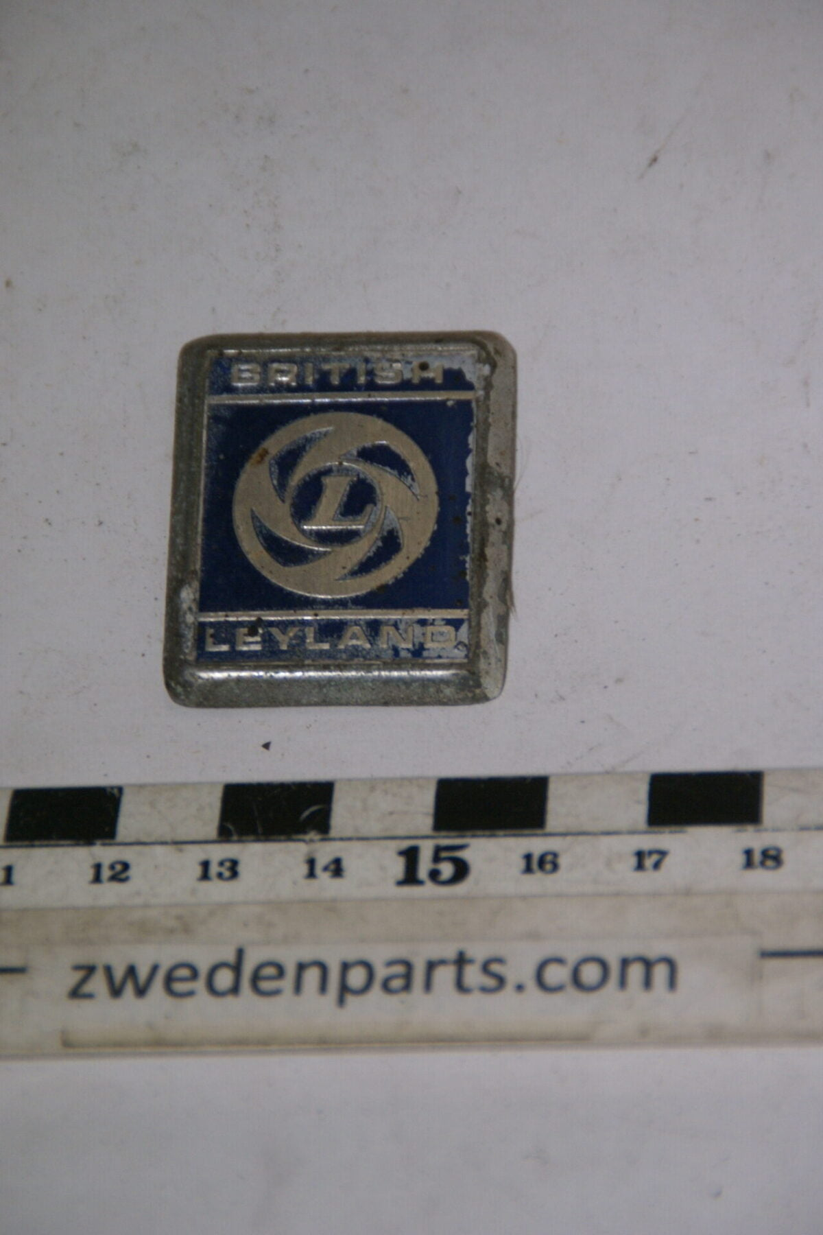 DSC00133 origineel embleem British Leyland-6d2adc72