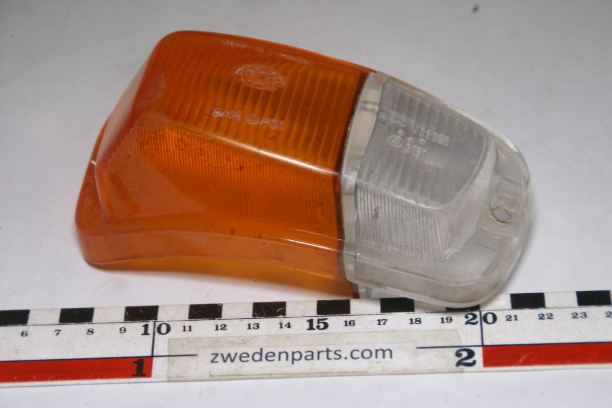 DSC00443 origineel Volvo Amazon glas richtingwijser voor nr 23302-b775d88d