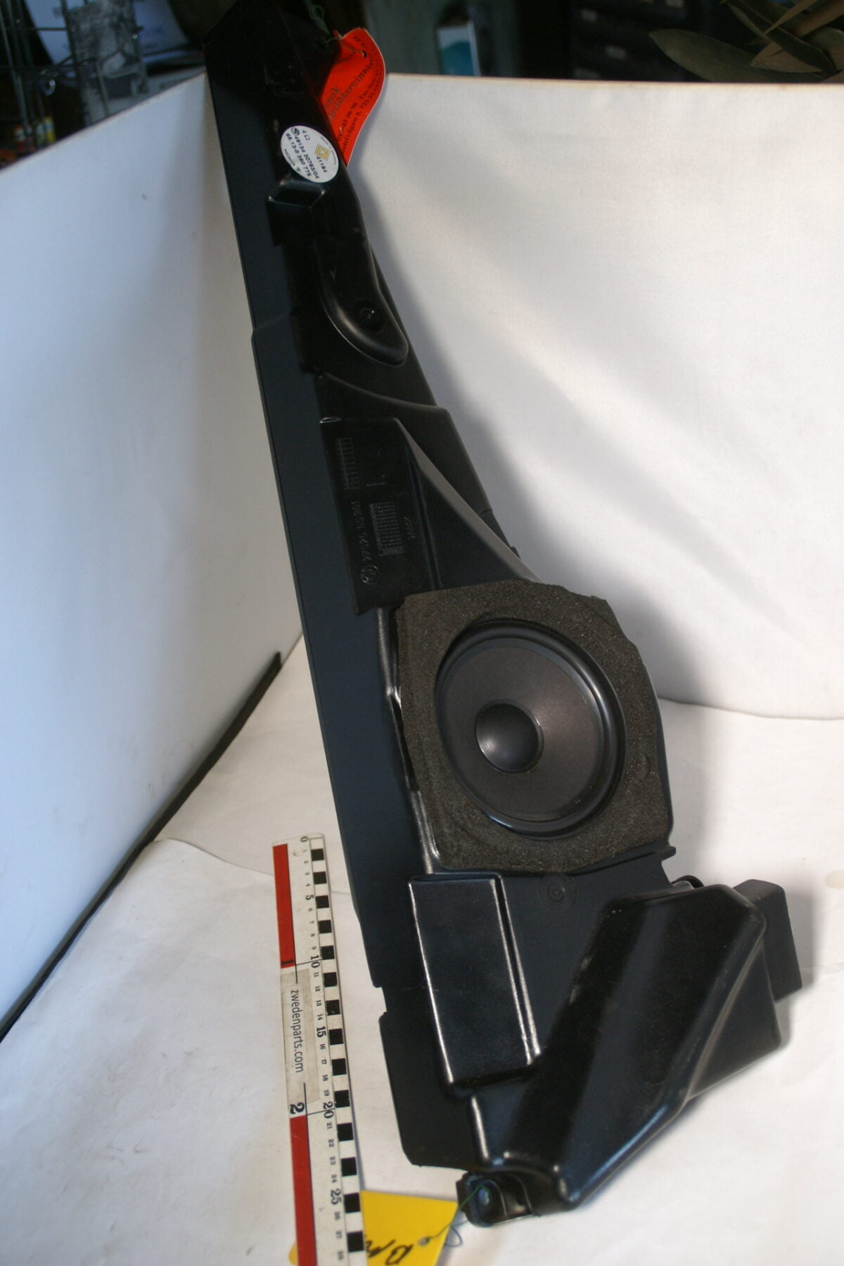 DSC01162 1996 origineel BMW speakerplaat linker voorportier nr 15387812 47309-c0ae60e7