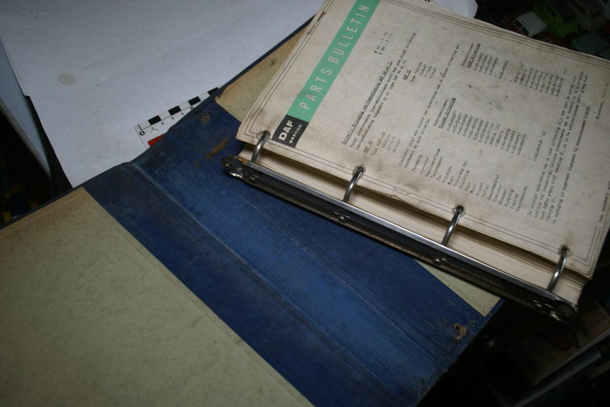 DSC01287 origineel DAF parts bulletin-06e42d1f