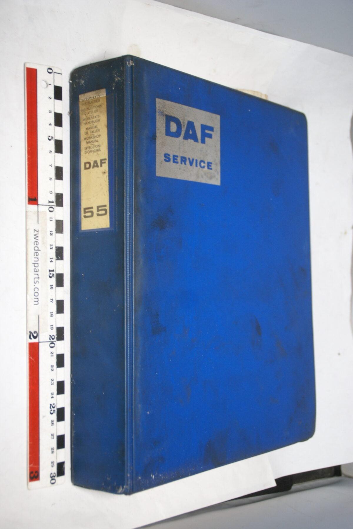 DSC01288 origineel DAF 55 werkplaatshandboek-f85cfb46