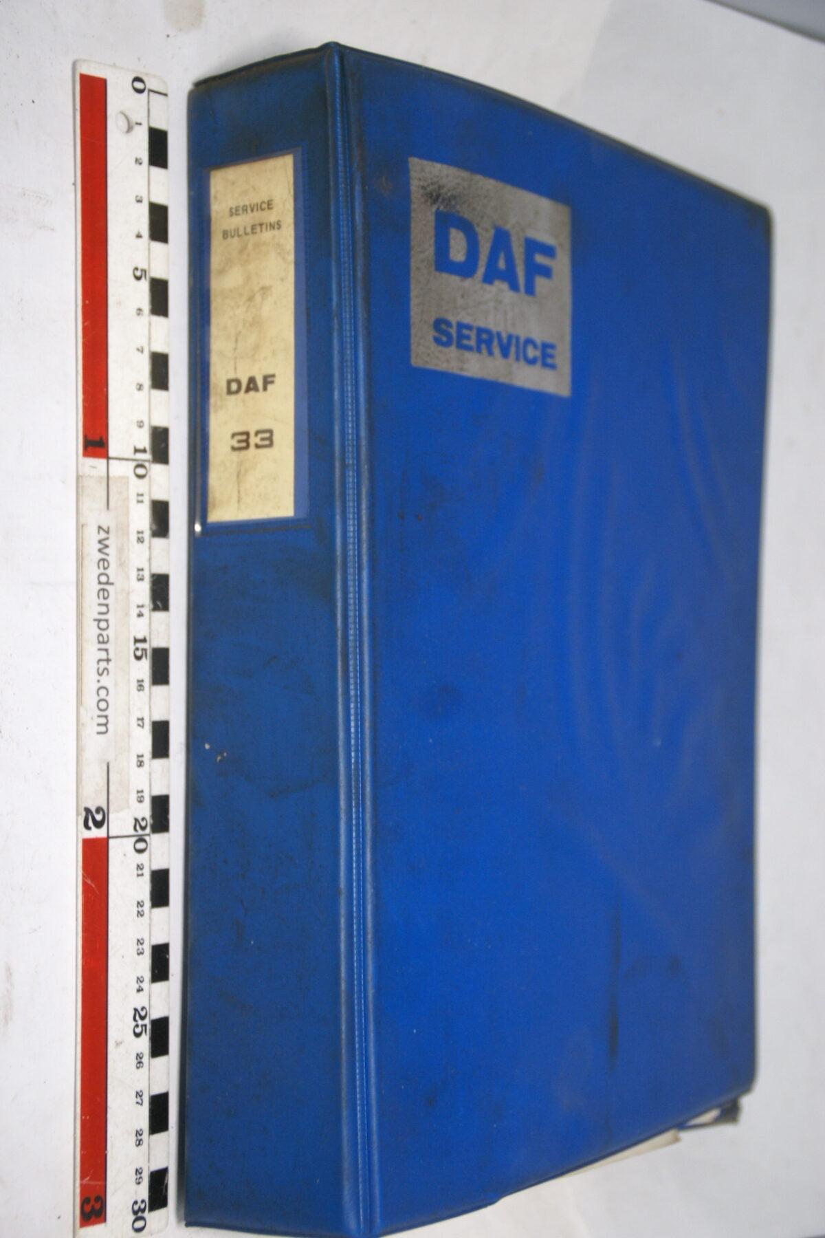 DSC01290 origineel DAF 33 servicebulletin-cdb77f51