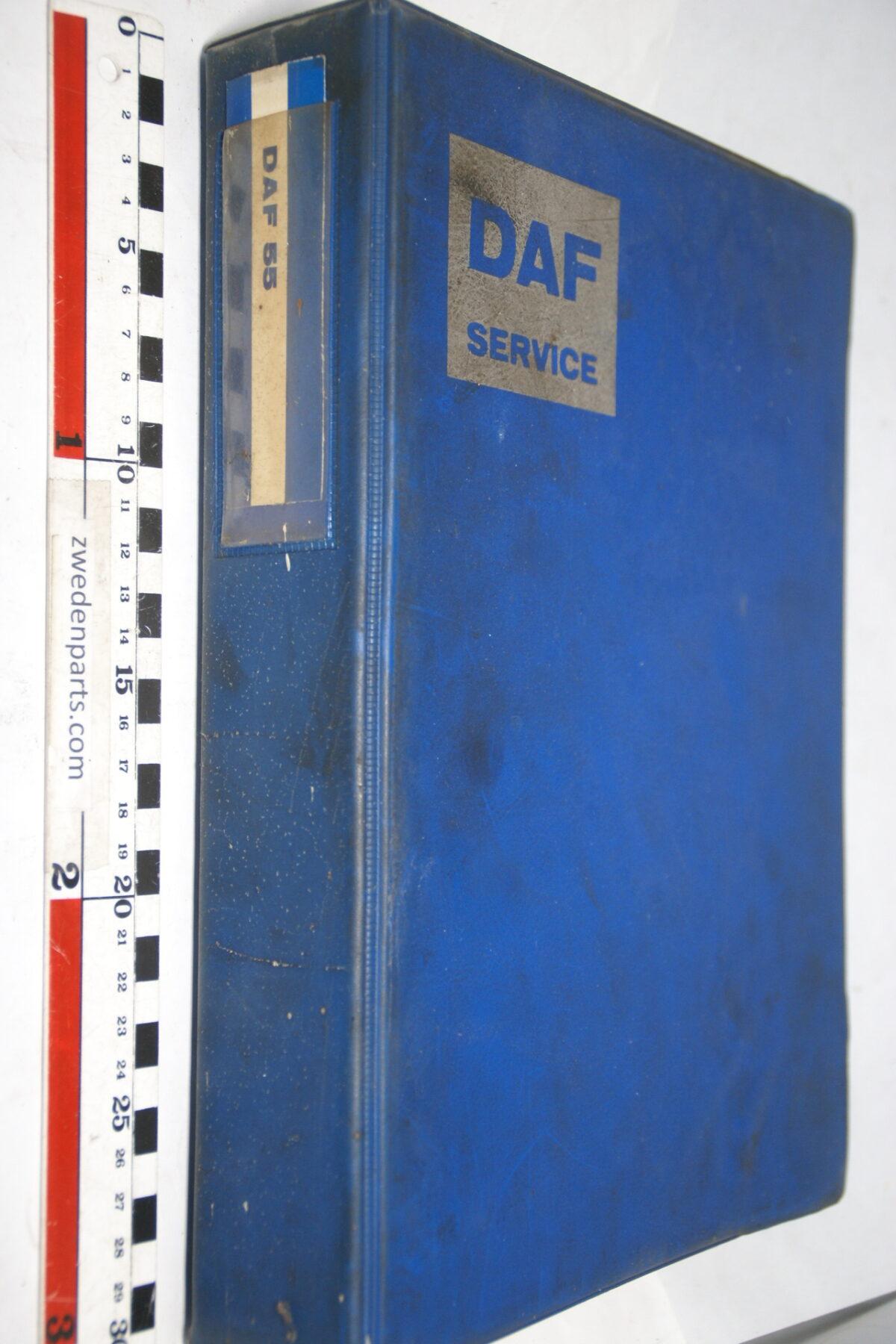 DSC01292 origineel DAF 55 onderdelenboek-66f06d13