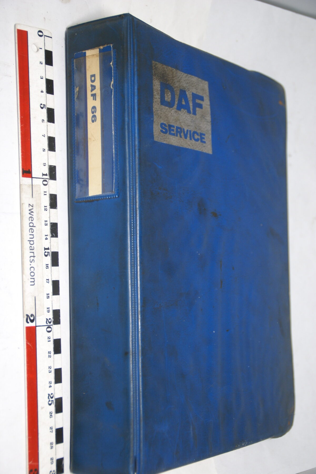 DSC01297 origineel DAF 66 onderdelenboek-bb597b68