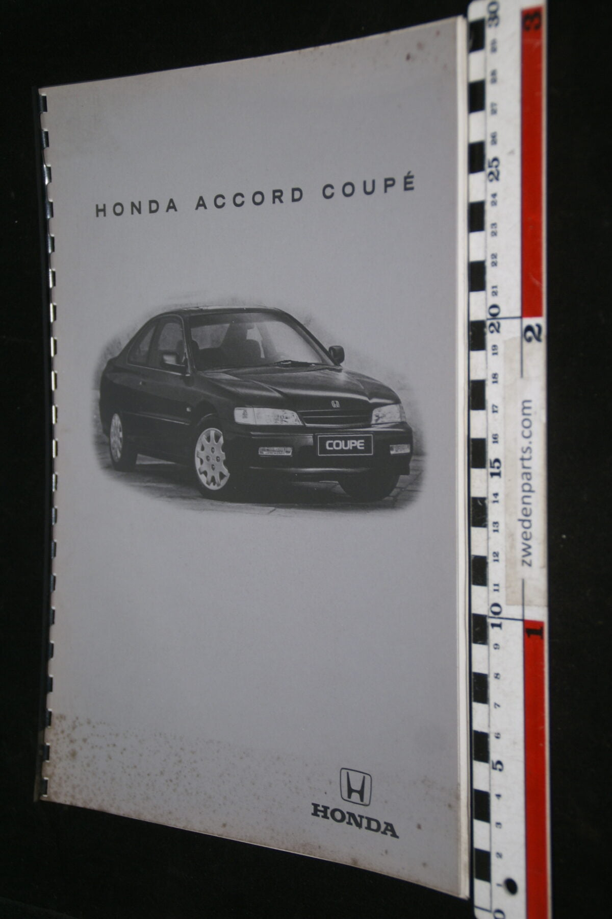 DSC01305 originele persmap Honda Accord coupé-14bf617c