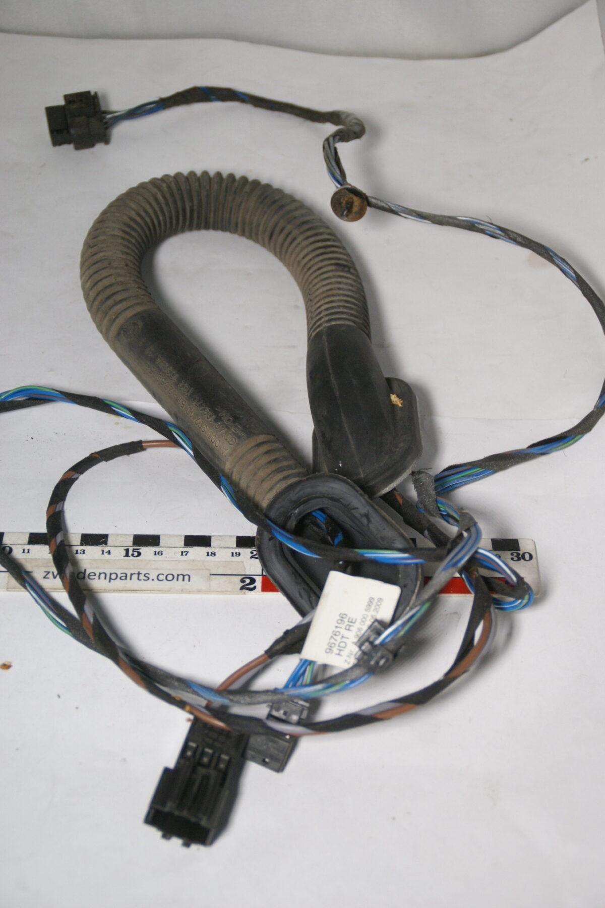 DSC09866 origineel Mercedes Sprinter kabelboom nr 9676196-ac26e3bb