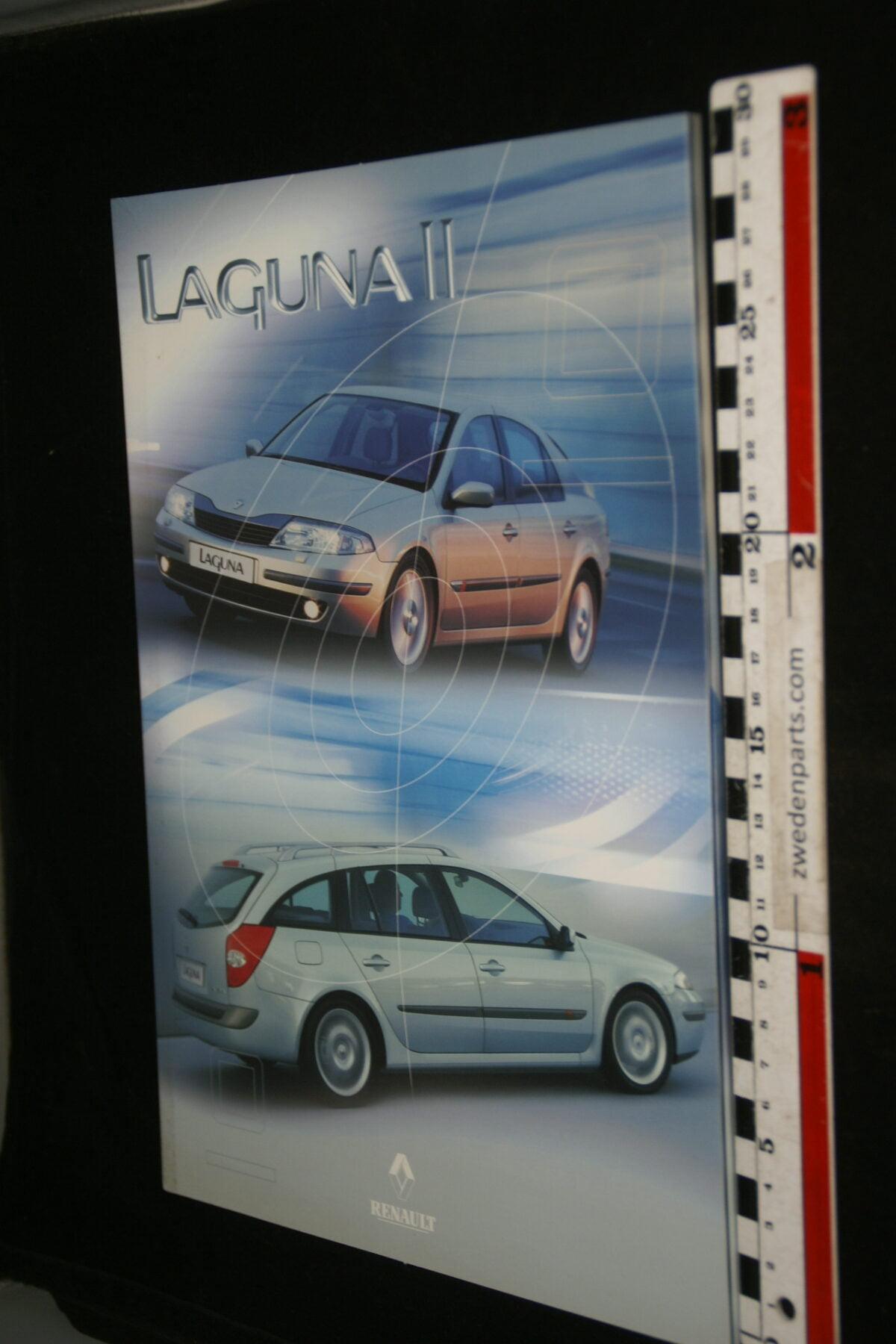 DSC00031 2000 originele persmap Renault Laguna-f3deedc4