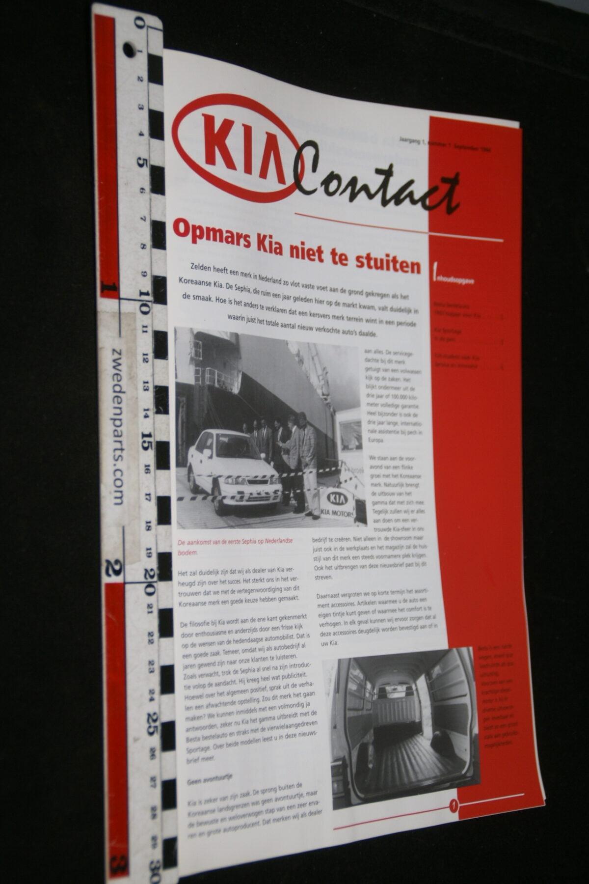 DSC01742 ca. 1997 tijdschrift origineel Kia-0fe2e0df