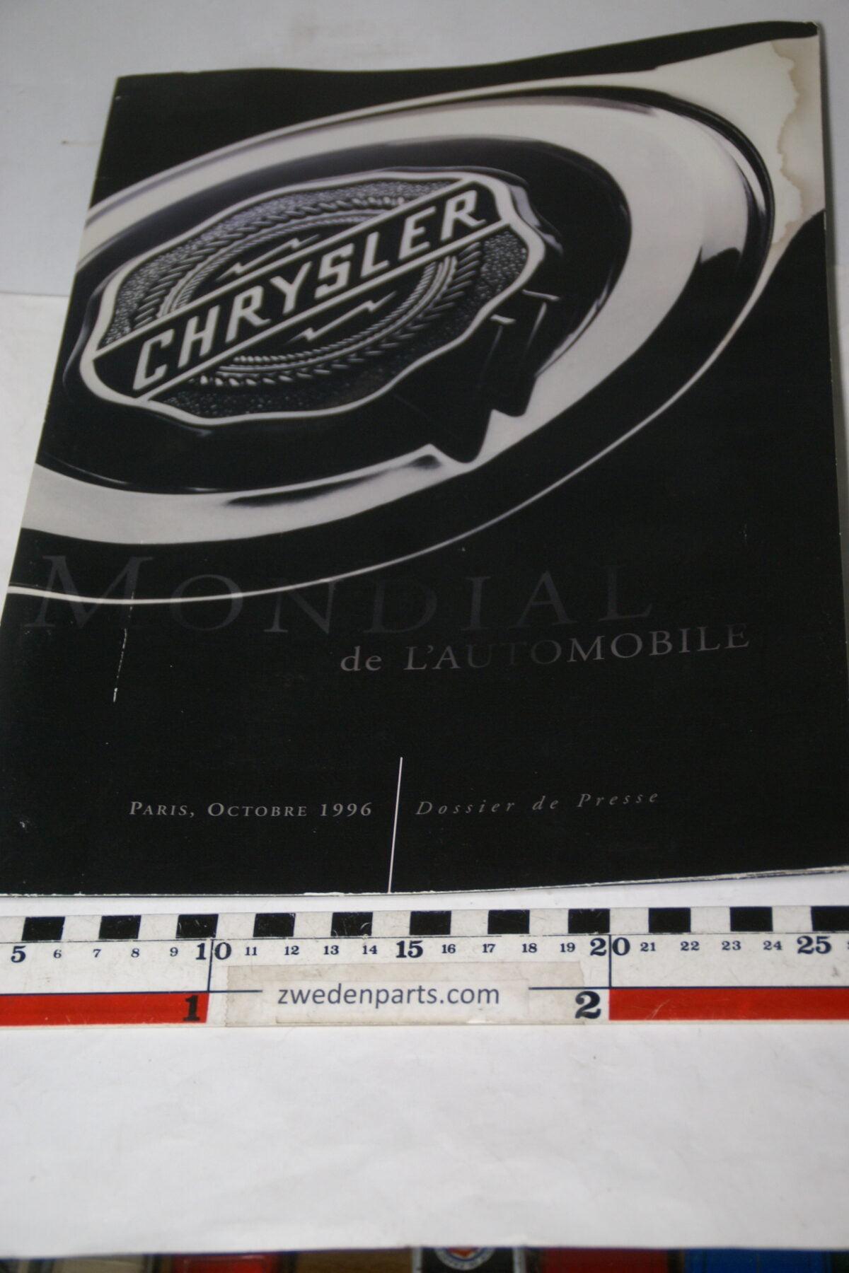 DSC01775 1996 persmap origineel Chrysler Jeep, Viper etc. Francais-ebe05ea4