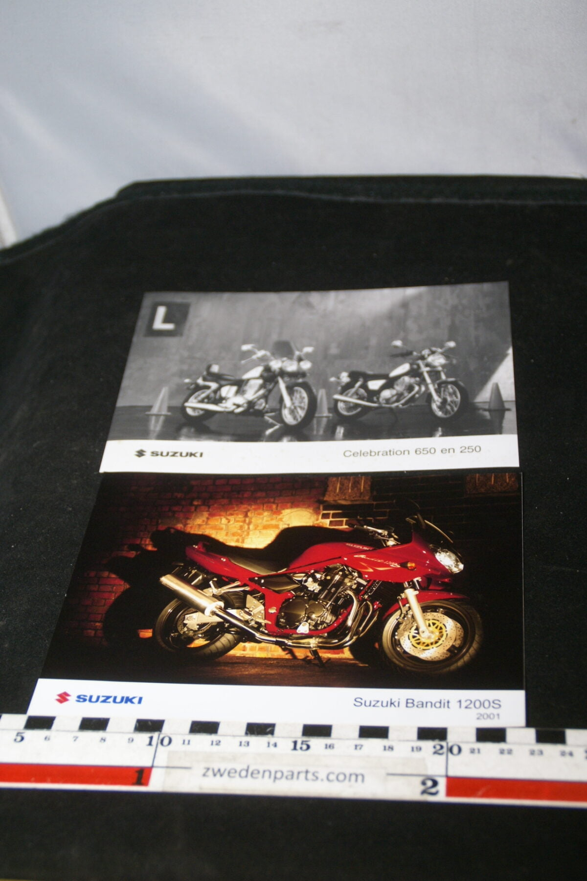 DSC02185 2001 originele persfoto's Suzuki motorfietsen-6120b5d2