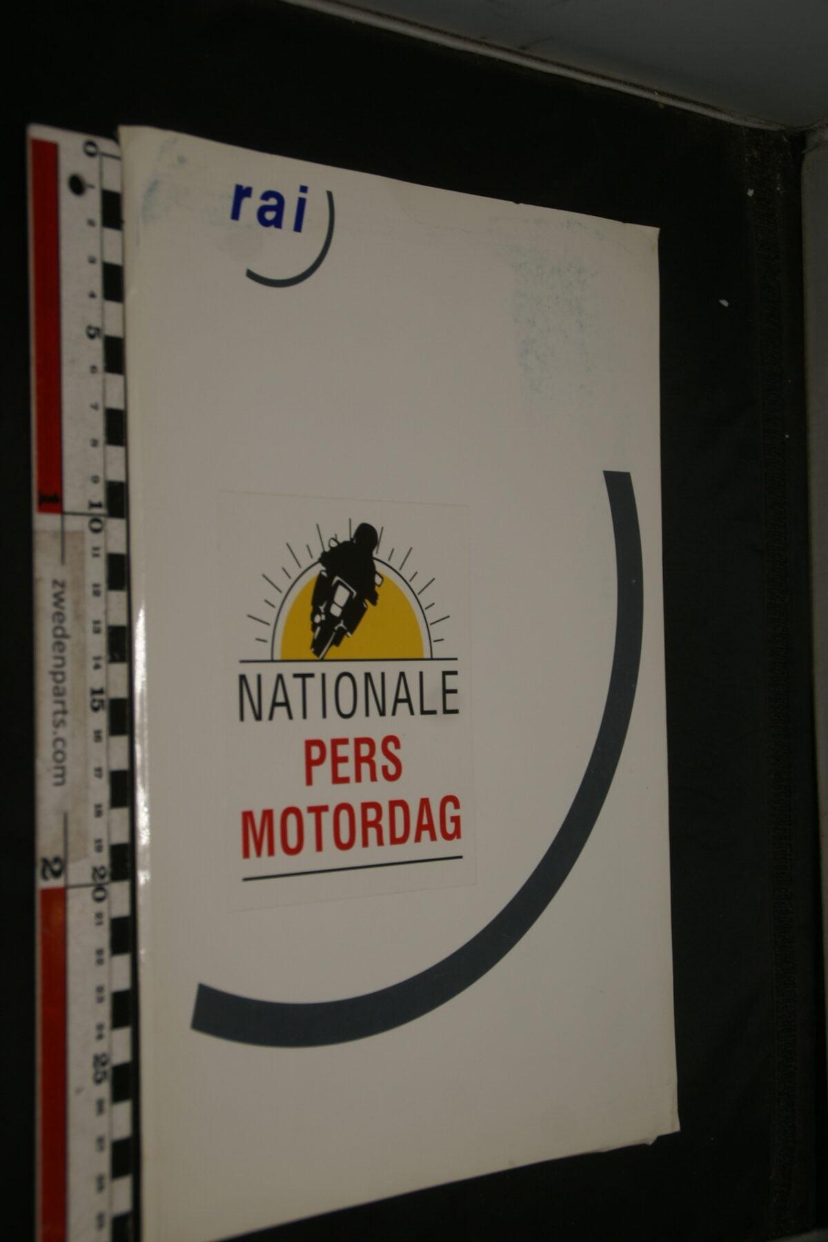 DSC02217 1995 originele persmap RAI motorfietsen-be8b0b4a