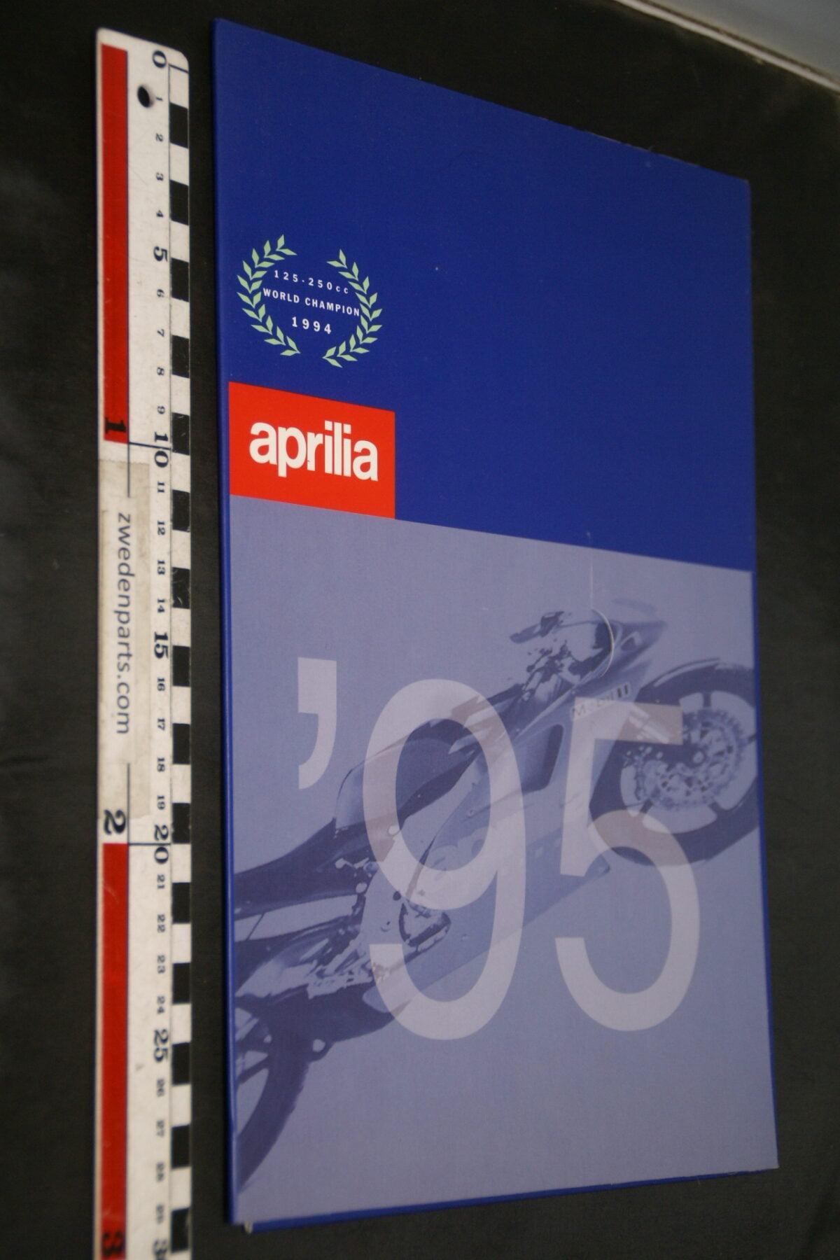 DSC02238 1995 originele persmap Aprillia motorfietsen-802ef5e3