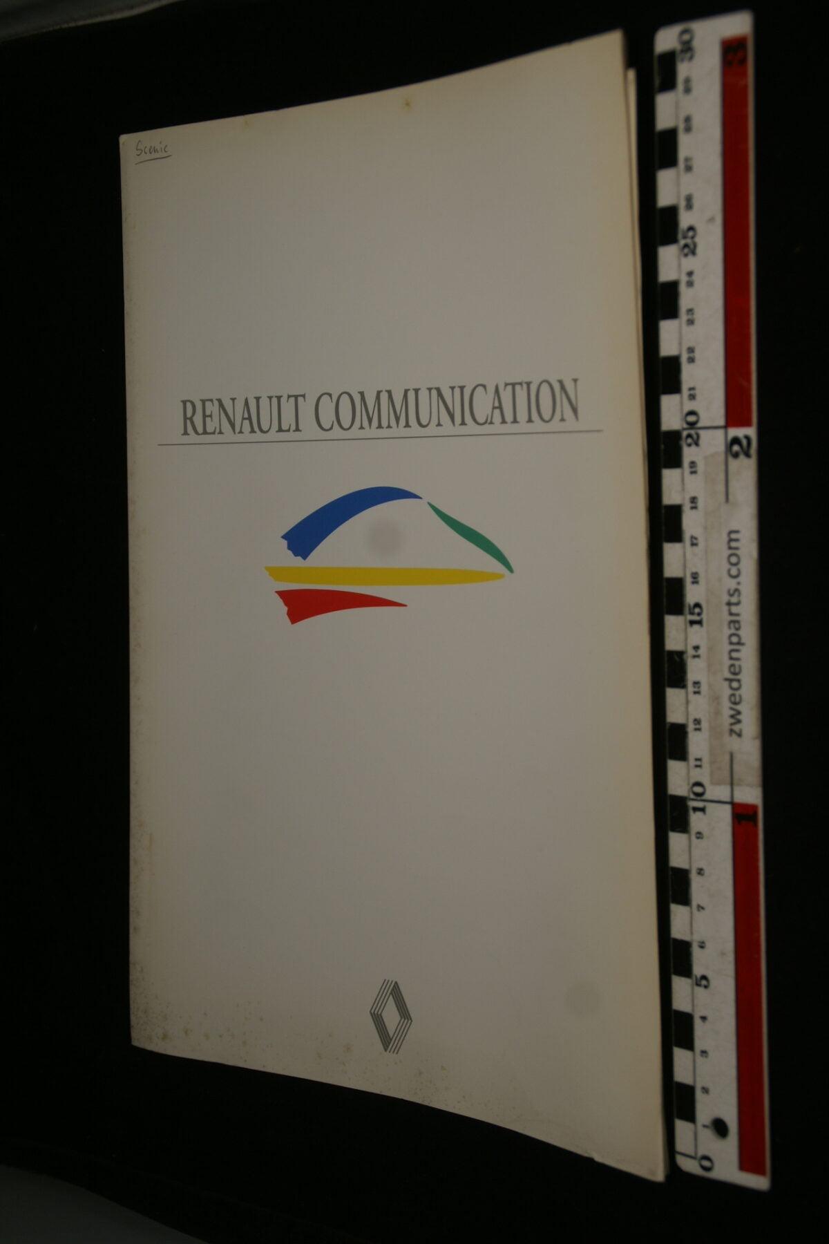 DSC09982 1991 originele persmap Renault IAA Electric-c18e0c92