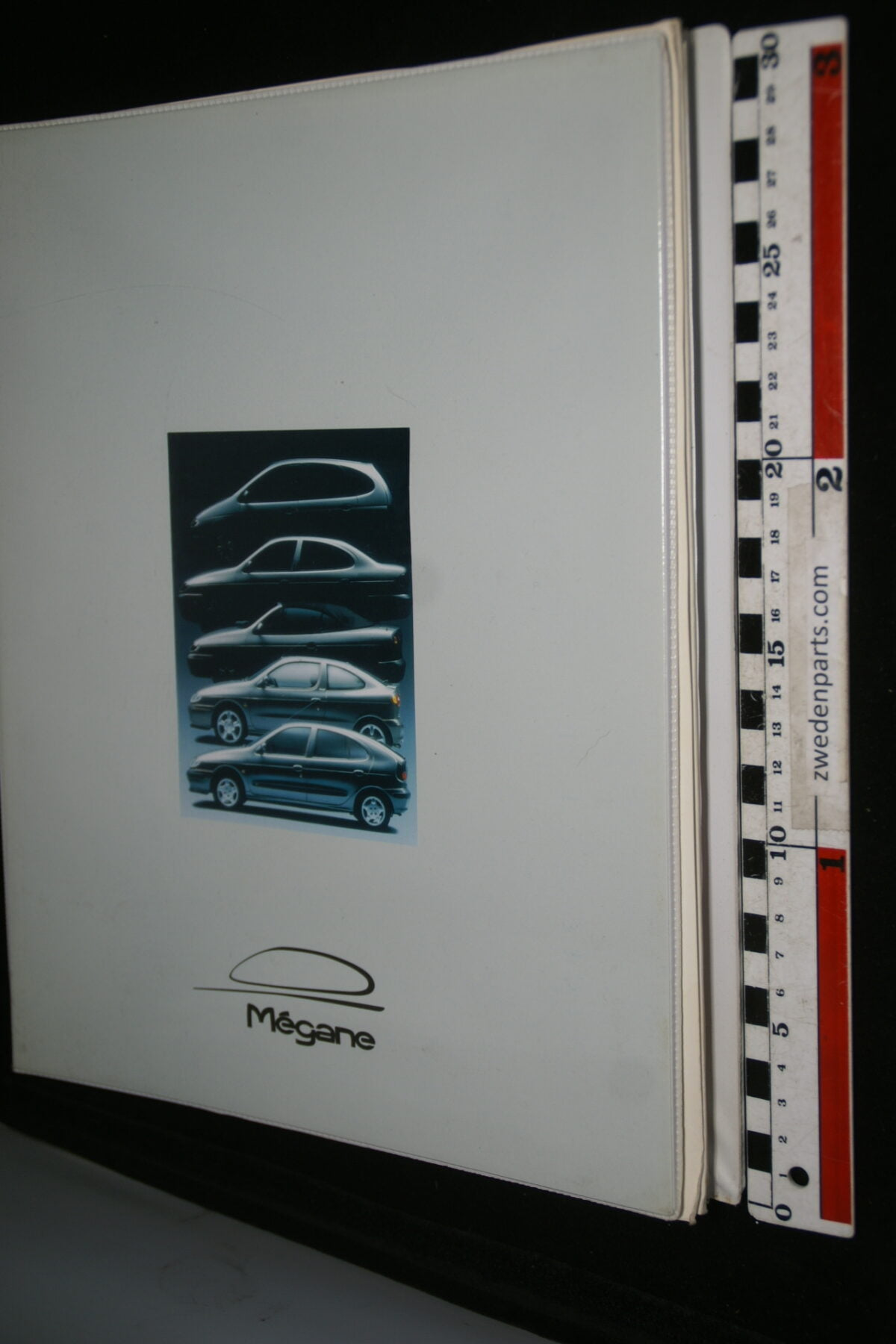 DSC09998 ca. 1994 originele persmap Renault Megane-29c31aef