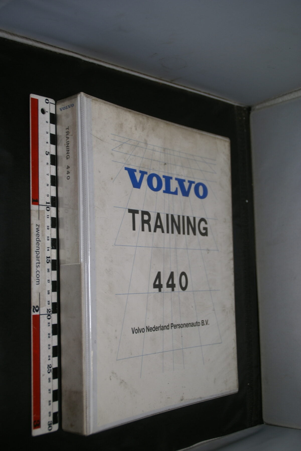 DSC02267 ca. 1993 origineel trainingboek Volvo 440-708c630a