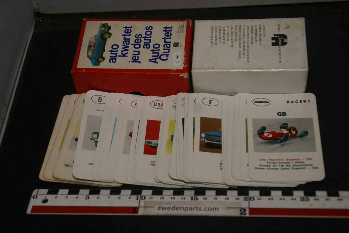 DSC02383 50er jaren autokwartetspel Jumbo-c0803f73