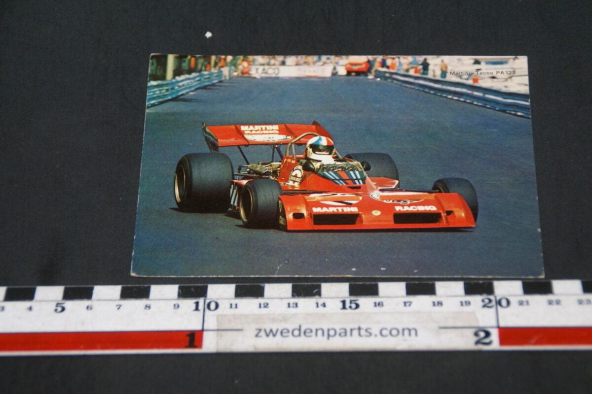 DSC02393 1976 prentbriefkaart raceauto Lotus-Martini Krüger-1ede3cd3