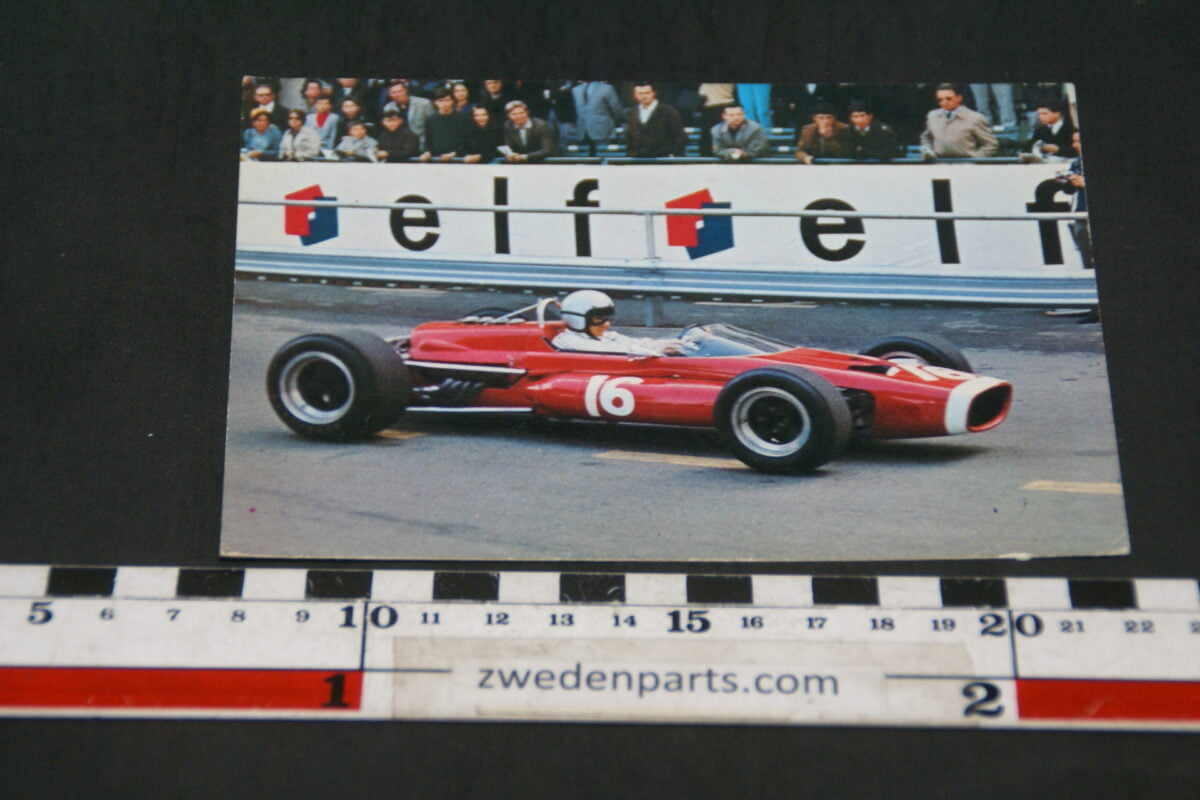 DSC02405 prentbriefkaart raceauto-1f083ae4