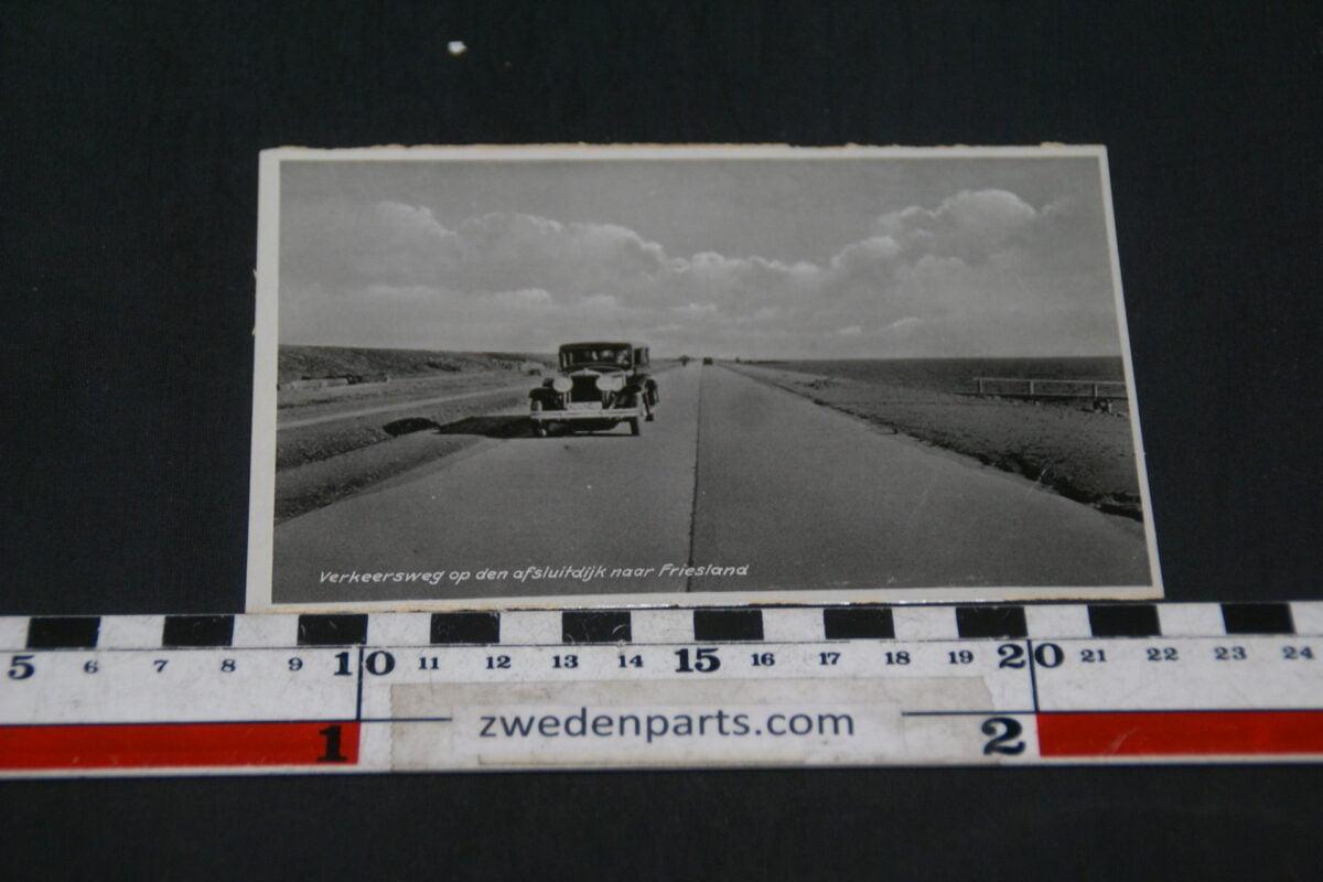DSC02408 ca. 1932 prentbriefkaart Afsluitdijk-7e2bd5de